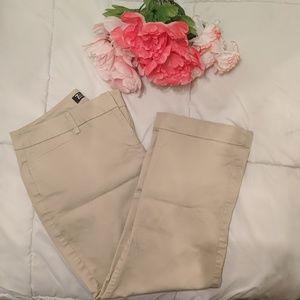 NYC Capri/Ankle Cut Trousers